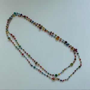 American Eagle Multicolor Necklace